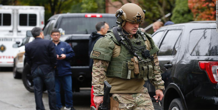 USA: Pittsburgh Shooting Left 11 Dead
