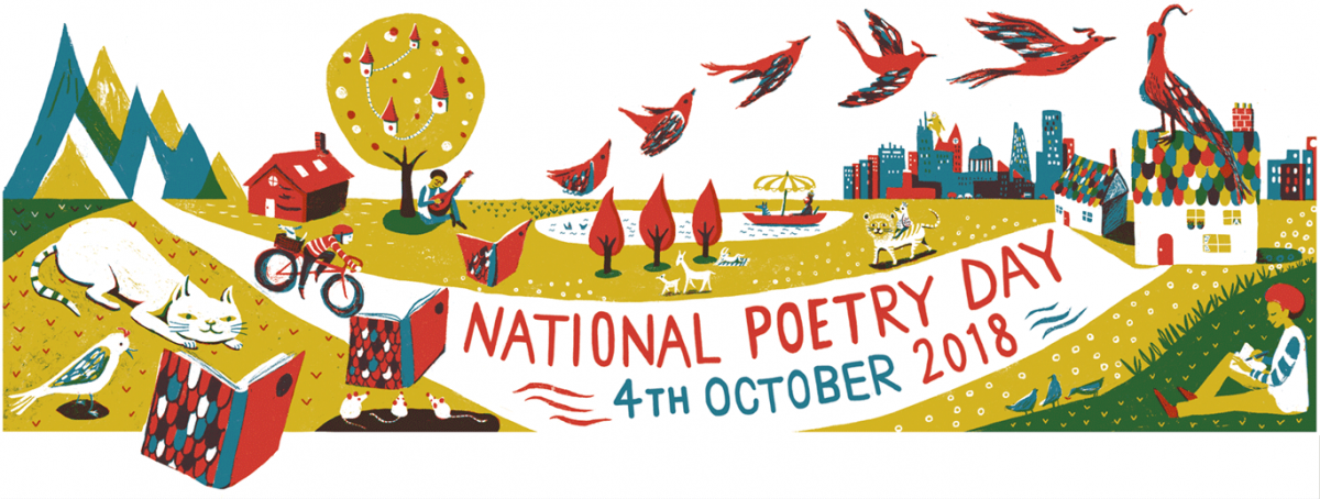10 Poetry Books to Read at National Poetry Day