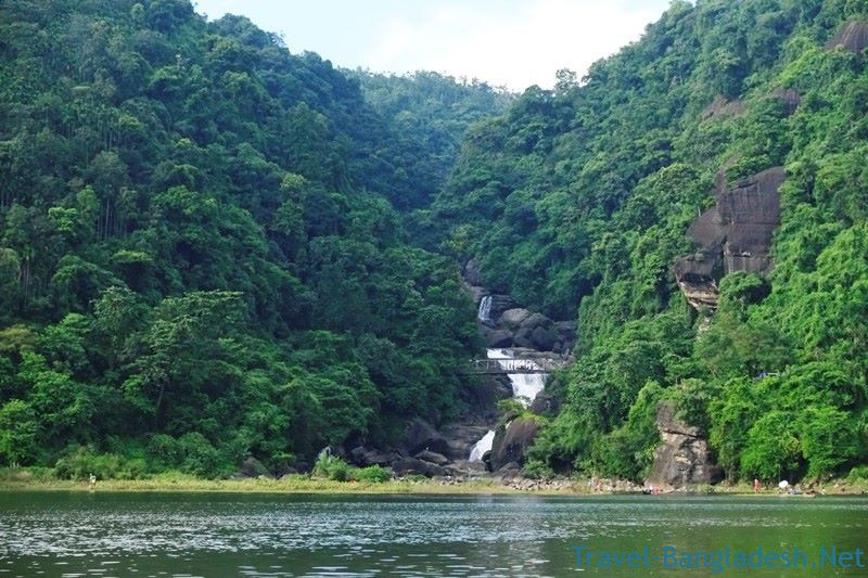 Pangthumai Waterfall