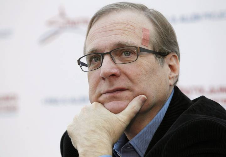 Microsoft Co-founder, Paul Allen  Dies Aged 65