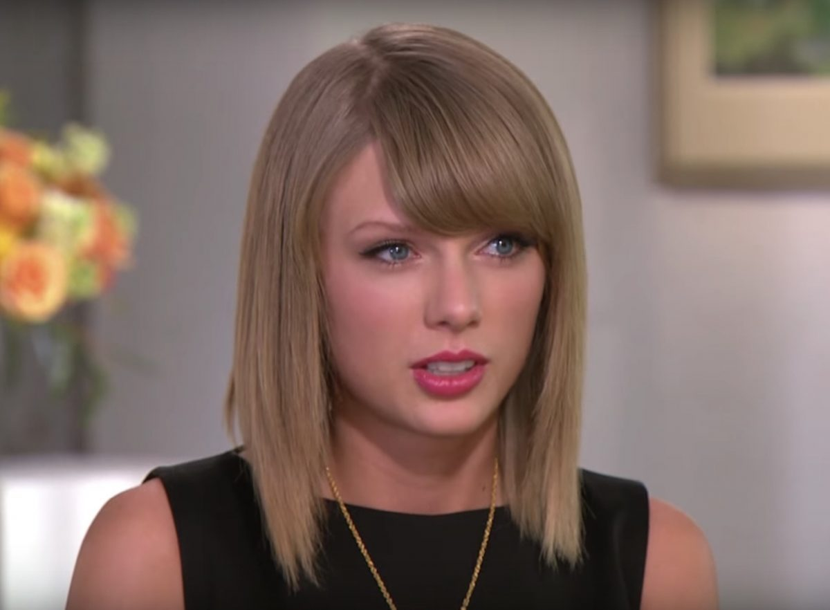 Taylor Swift Accentuated in Favor of Democrats, Broke Political Silence.