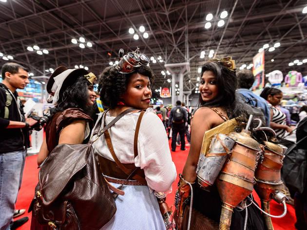 The New York Comic Con