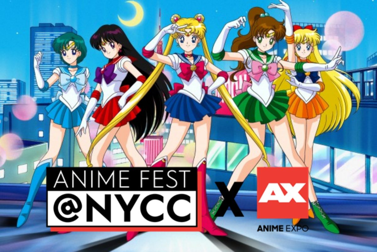 Anime Fest at NYCC