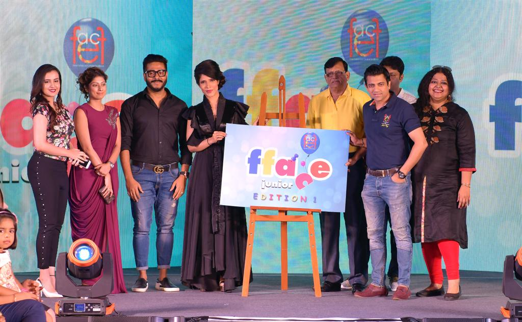 """FFACE introduces """"FFACE Junior"""" in the presence of Raj Chakraborty"""