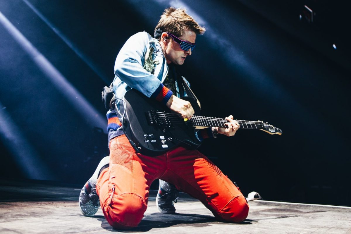 Muse Announce Charity Show