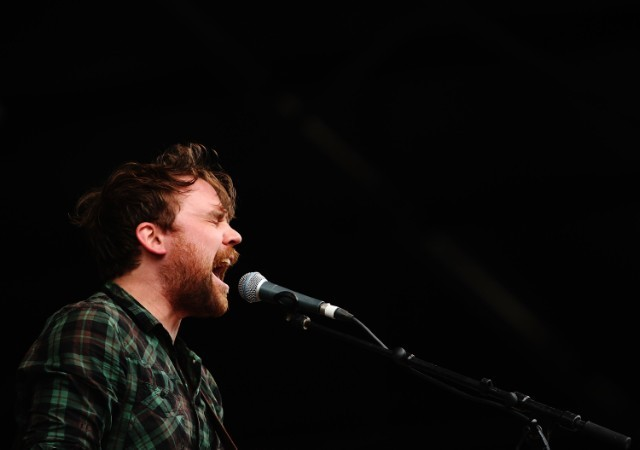 Frightened Rabbit's Scott Hutchison is Getting Tributes by Many