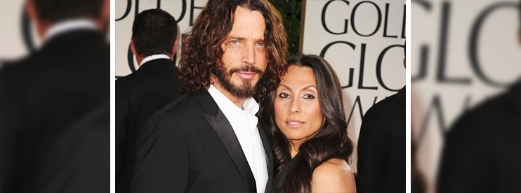 Chris Cornell's  Doctor Sued by His Widow for Misconduct