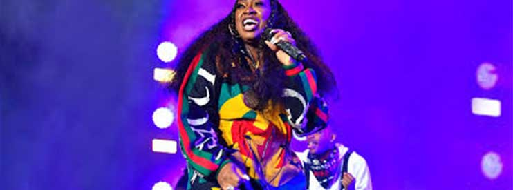 Missy Elliot Nominated for Songwriters as First Female Rapper