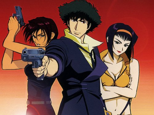 "Netflix Orders Japanese Anime ""Cowboy Bebop"" as Live-Action Series"