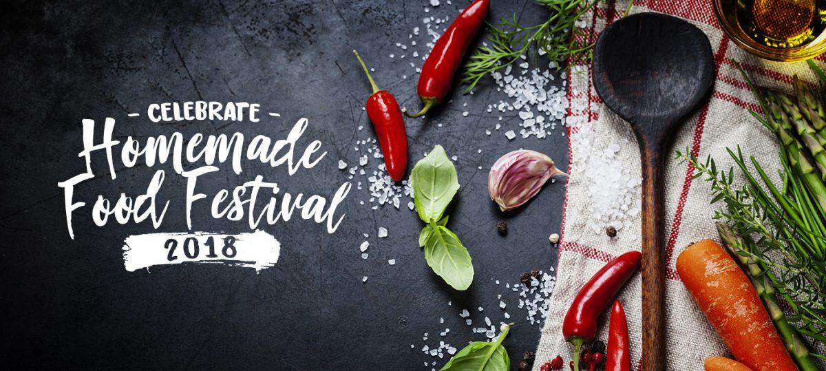 Homemade Food Festival – 2018