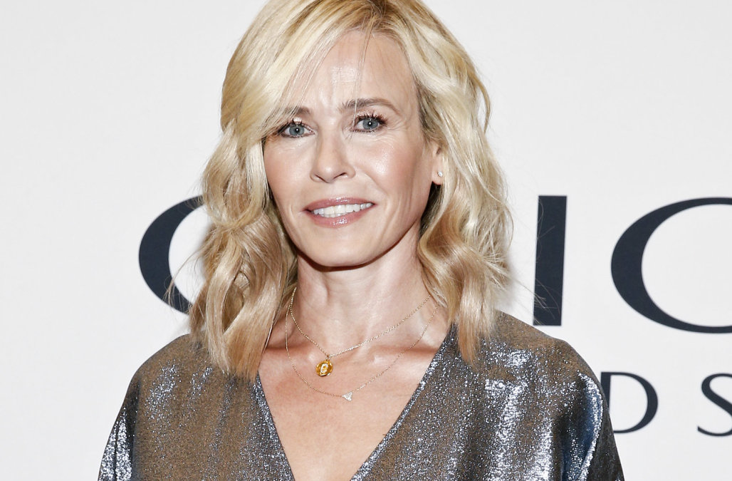 Chelsea Handler Poses Topless to Seek Attention of The Voters