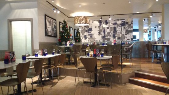 Pizza Express, Brindley Place / Judith Hill Show – Review