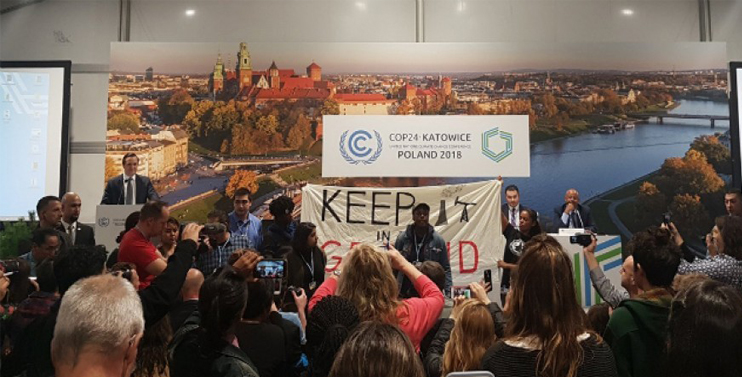 UN Climate Change Talks End With a Deal