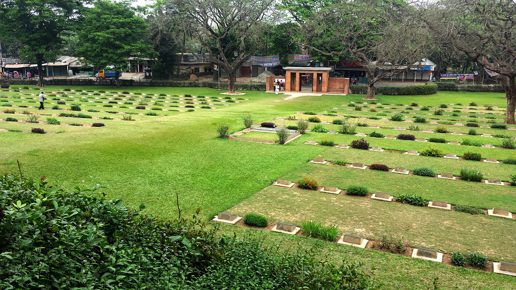 Mayanamati War Cementery