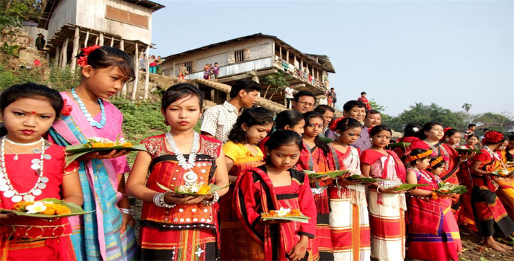 Chakma's and Their Lifestyle in Bangladesh: Part-I
