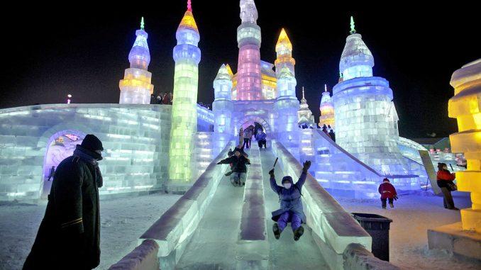 Harbin International Ice & Snow Sculpture Festival