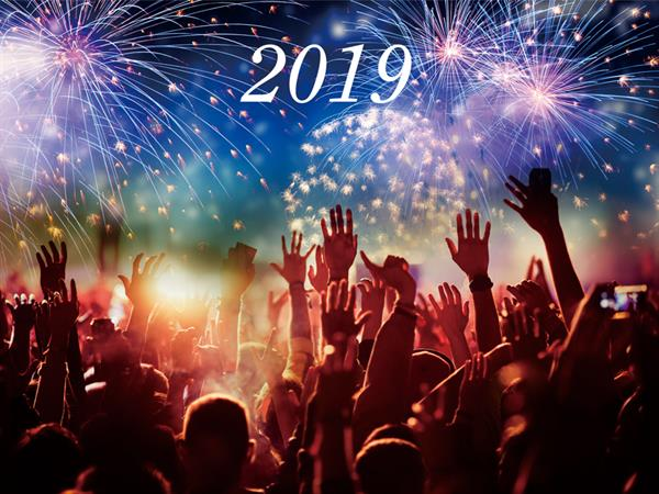 Celebrate New Year Forgetting the Worst Memories of the Past