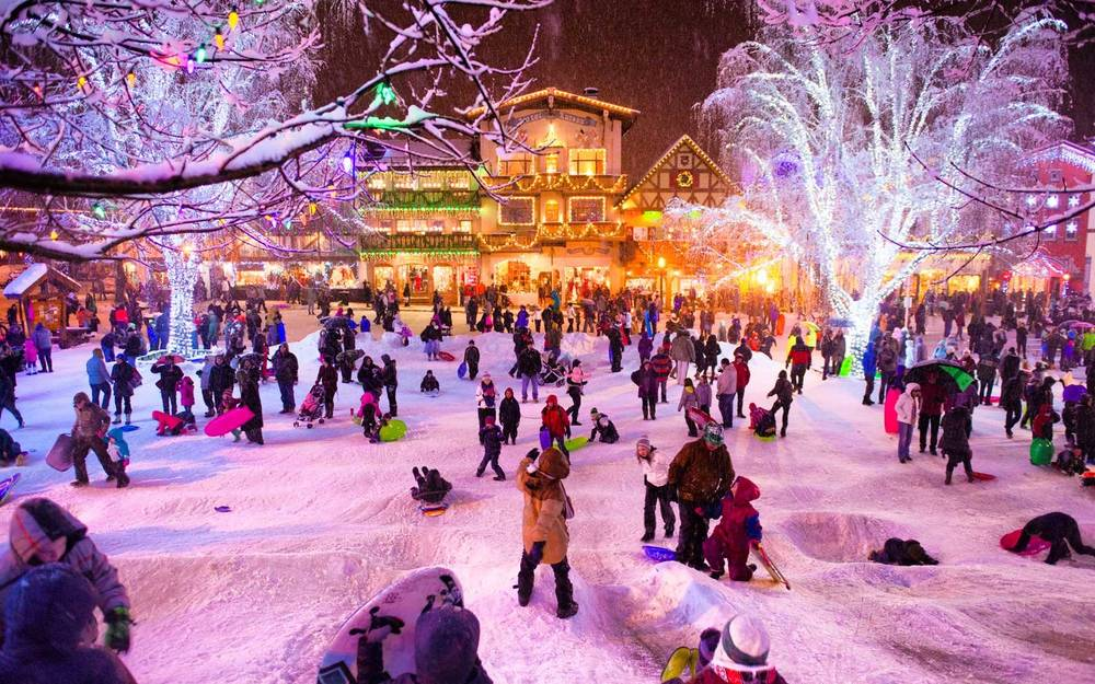 Stowe Winter Carnival