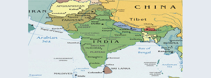South Asia and Regional Co-operation