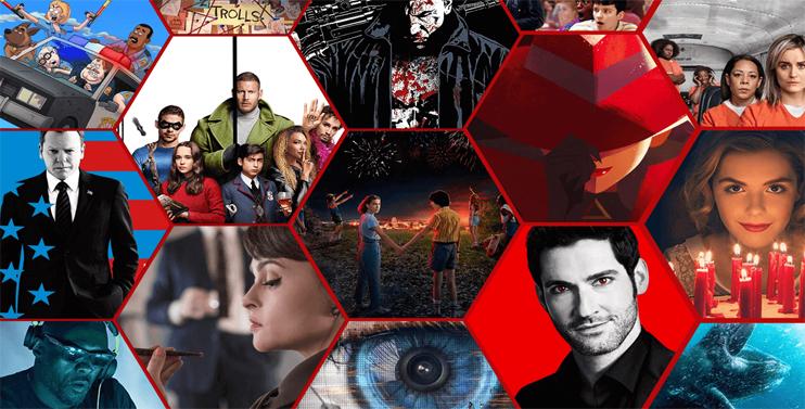 5 Upcoming Netflix Original Series