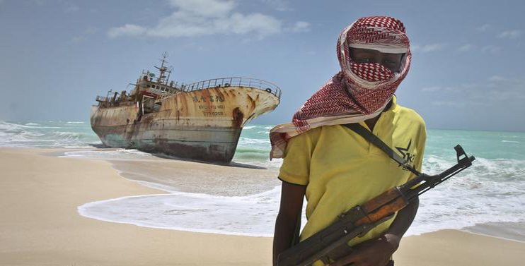 The History of Piracy in the Indian Ocean Part I