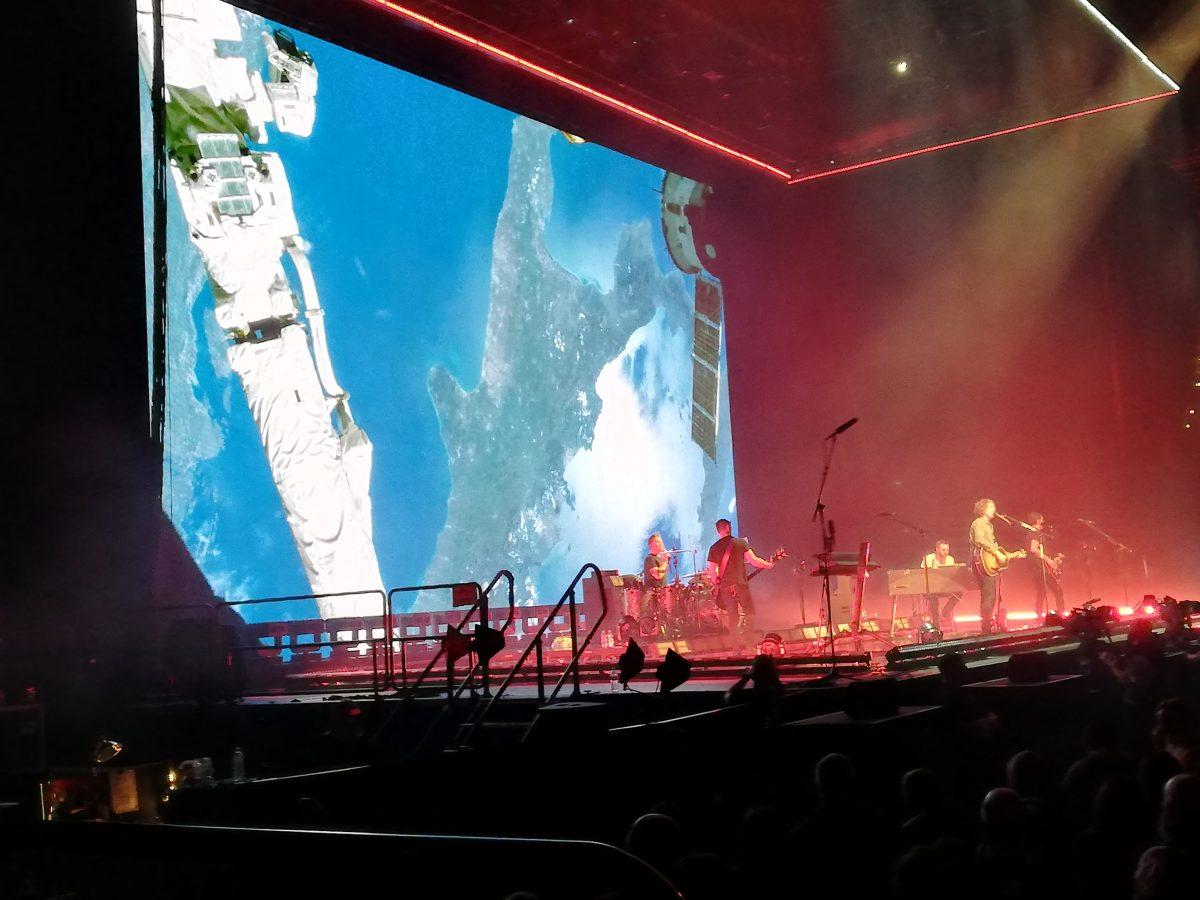 Snow Patrol at the Birmingham Arena