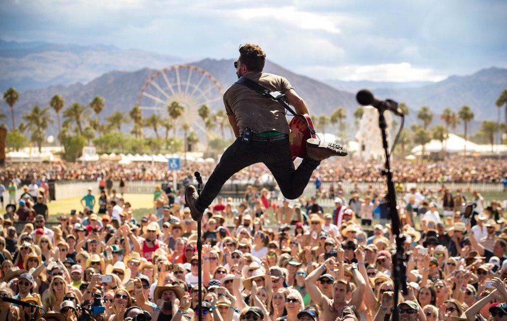 Top 5 Music Festivals Around the World