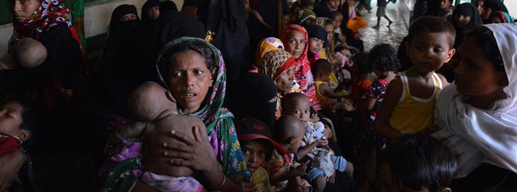 Rohingya Crisis: Humanity or Diplomatic Failure?