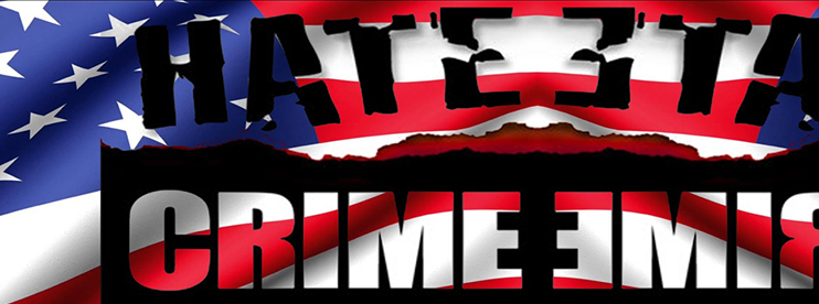 USA: Hate Crimes is in Rising