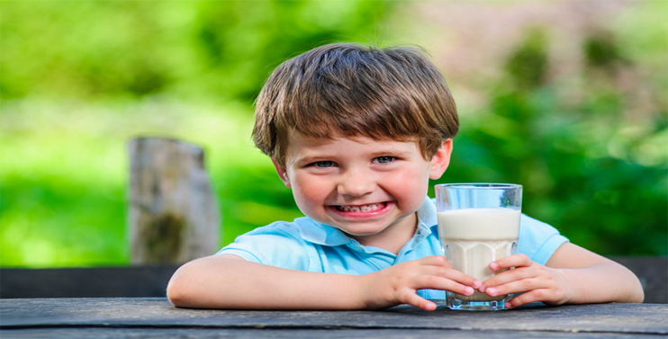 5 Healthy Drinks for Kids