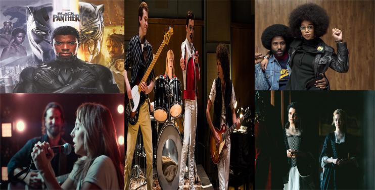 Top 5 Oscar Film Nominees