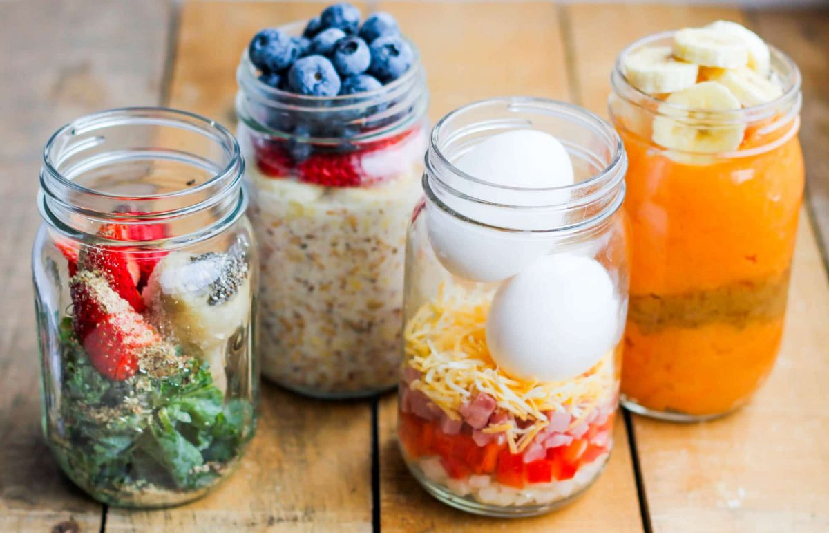 Top 5 Healthy Breakfasts