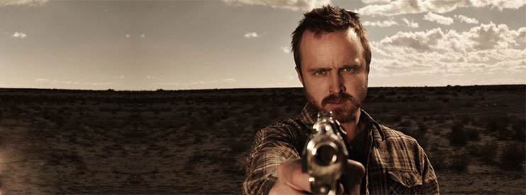 Starring Aaron Paul: 'Breaking Bad' Movie is to Air on Netflix