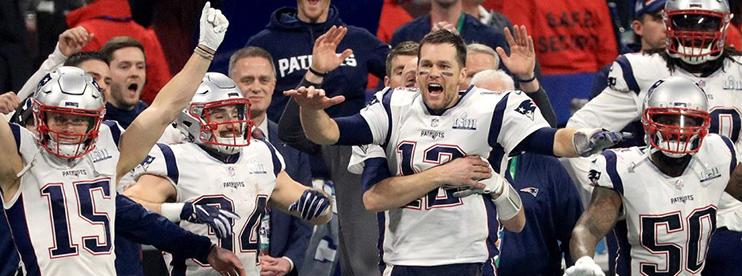 Super Bowl 2019: New England Patriots Win Over LA Rams 13-3