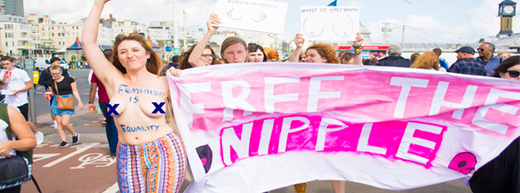 US: 'Free the Nipple' Campaigners Lose The Challenge
