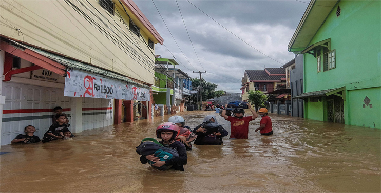 Indonesia: Flash Floods Killed at Least 50 People