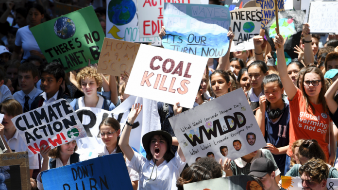 School Student Strike for Climate Strike