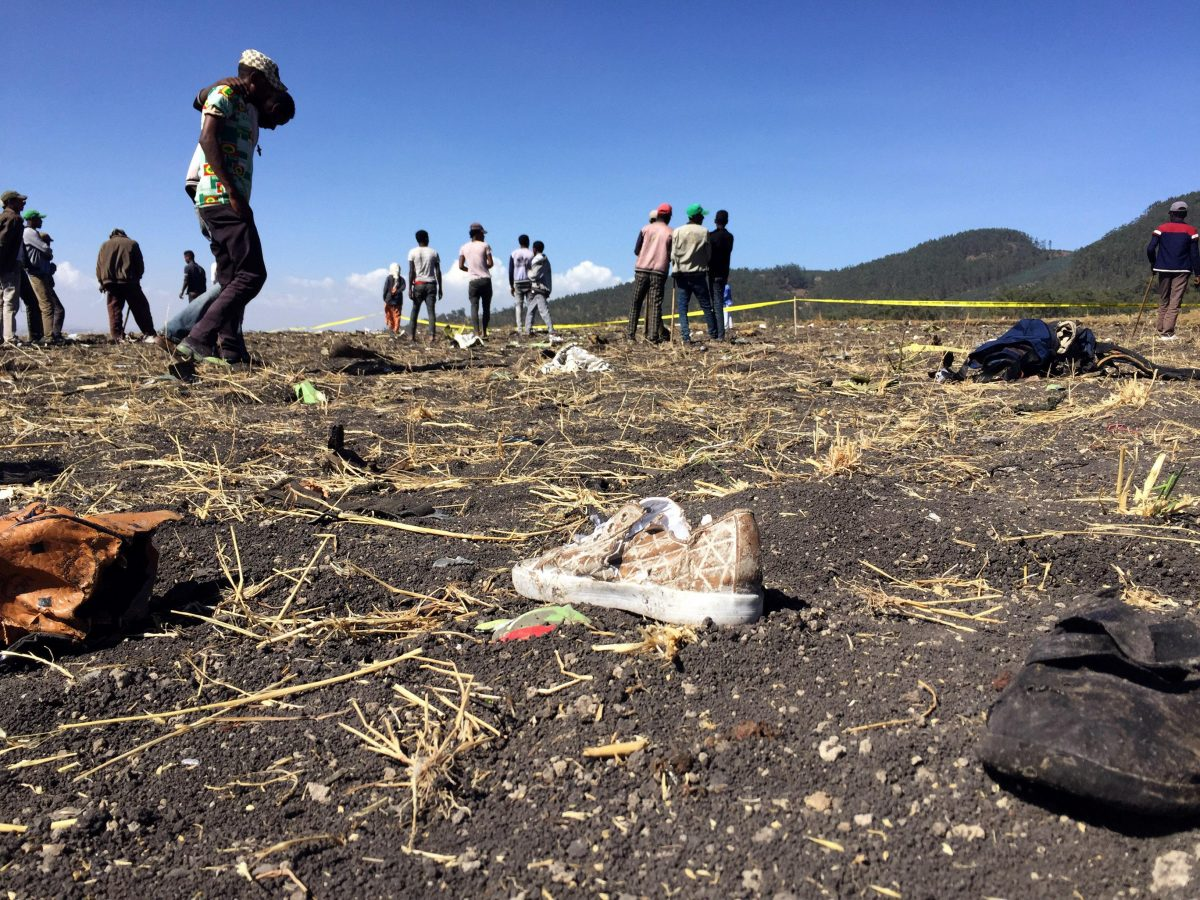 Ethiopian Airlines Crash Update: Around 157 People Found Dead
