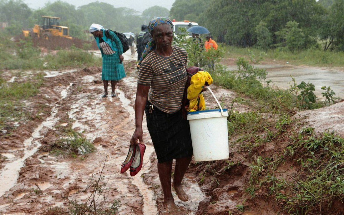 Cyclone Idai Causes Massive disaster in Southern Africa