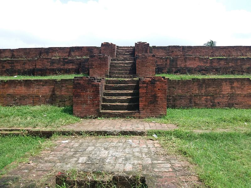 King Harish Chandra Mound Palace