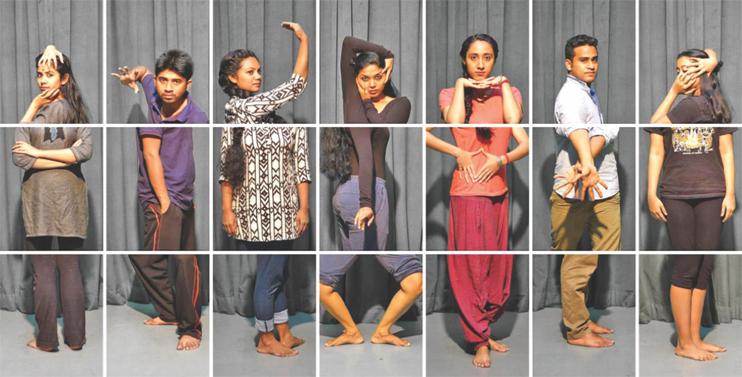 Young Choreographers' Platform 2019