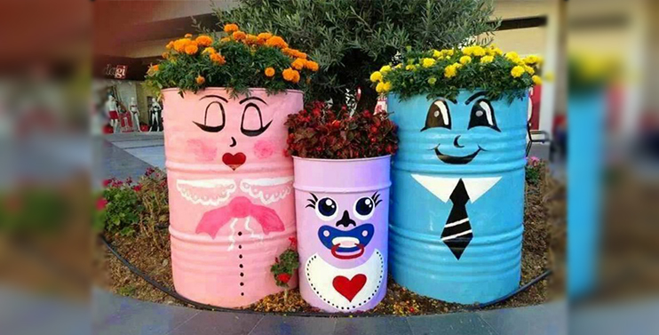 5 Creative Ideas with Waste