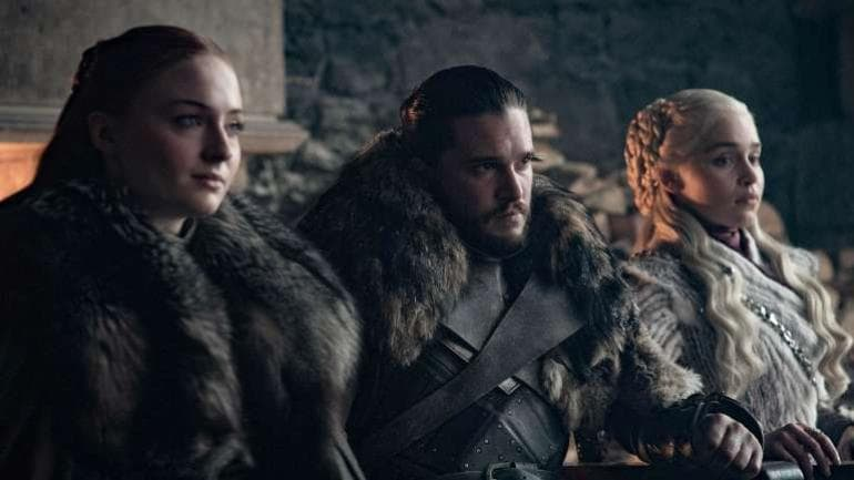 "Review: Game of Thrones  Season 8 Episode 1 ""Winterfell"""