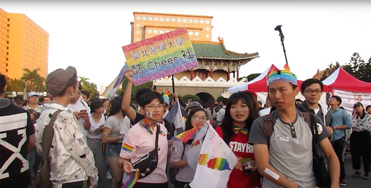 Taiwan: Same-Sex Marriage Vote Looms
