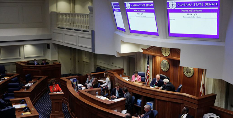 Alabama Abortion Ban with No Exceptions for Rape or Incest