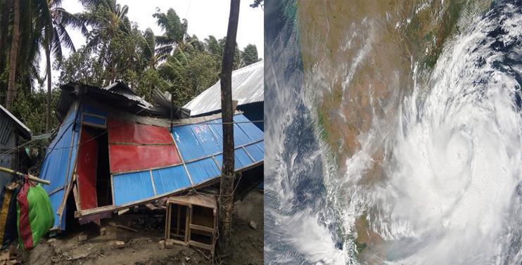Cyclone Fani Hits Bangladesh