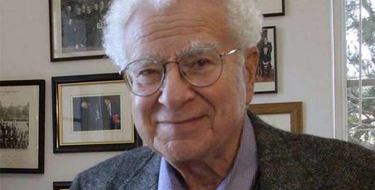 Physicist Murray Gell-Mann dies at 89