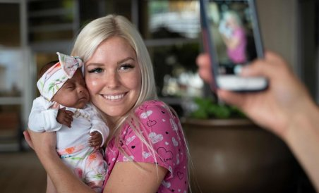 Tiniest Baby of The World Born in California