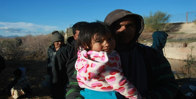 USA: Children at the Border Dispossessed of Facilities
