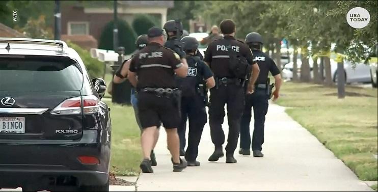 USA: Virginia Beach Shooting Left 12 Dead